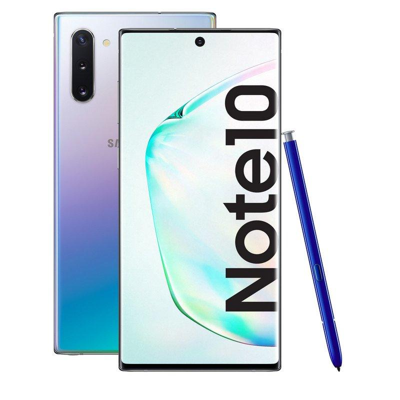 Samsung NOTE 10+ 12/256GB SILVER