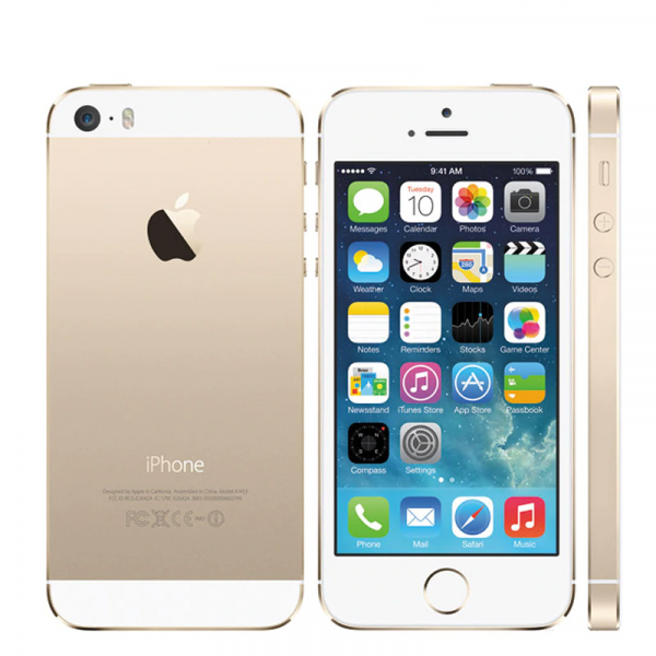Apple Smartphone iPhone 5S 16GB White/Gold