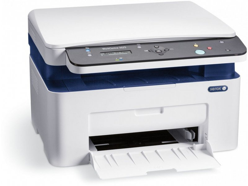 Xerox Štampač Workcentre 3025V_BI MFP A4, Print 20ppm, Copy, Scan, CPU 600MHz, 128MB, paper input 150 listova, Hi-Speed USB + Wireless, do 15000 strana mjesečno