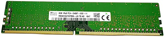 Hynix RAM 8GB 2400MHz 1Rx8 ECC UDIMM (za Dell PowerEdge T130II)