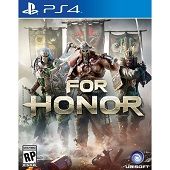 Ubisoft PS4 For Honor Standard Edition