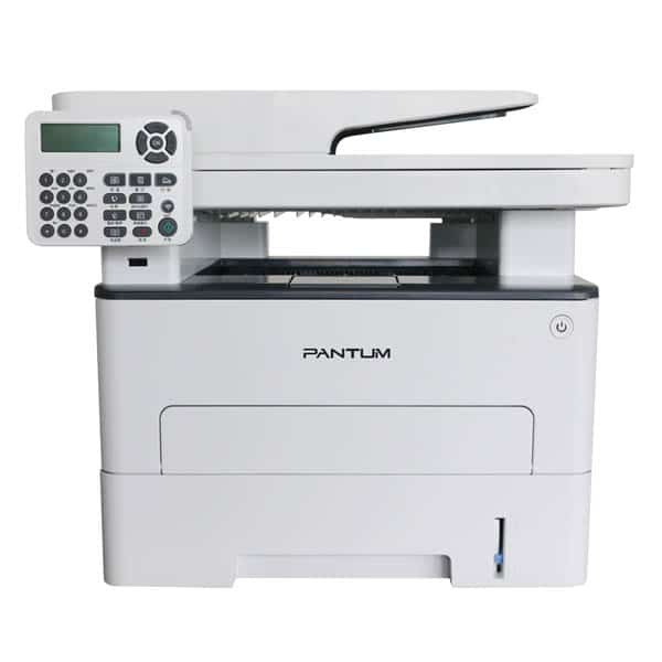 Pantum LASER MFP M6800FDW print 30ppm, 1200x1200dpi, Copy 30cpm, , Scan 24ppm (Scan to PC, E-mail, FTP, IOS/Android, thumb drive), Fax 33.6Kbps, CPU 600MHz, 256MB, ADF 50-sheet, Input tray 250-sheet, Output tray 150-sheet, Duplex, Network, Wi-Fi , NFC, monthy up to 60000 pages (toneri 1500/3000/6000 strana, drum 12000 strana)