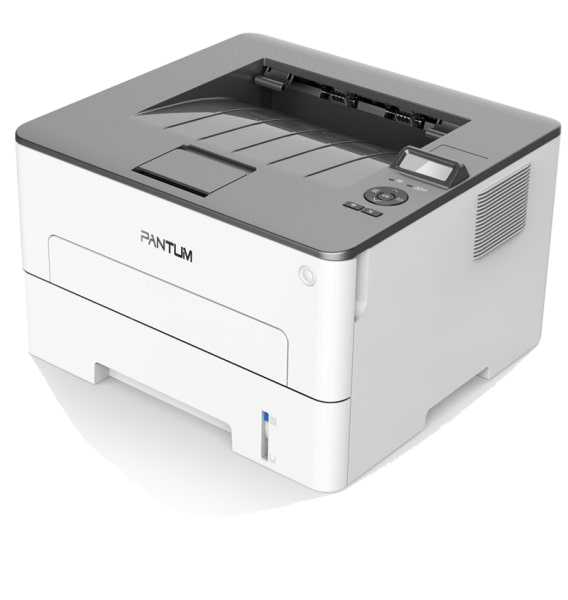 Pantum LASER PRINTER P3305DW 33ppm, 1200x600dpi, CPU 350MHz, 256MB, Input tray 250-sheet, Output tray 120-sheet, Duplex, Network, Wi-Fi , NFC, monthy up to 80000 pages (toneri 6000/11000 strana, drum 25000 strana)