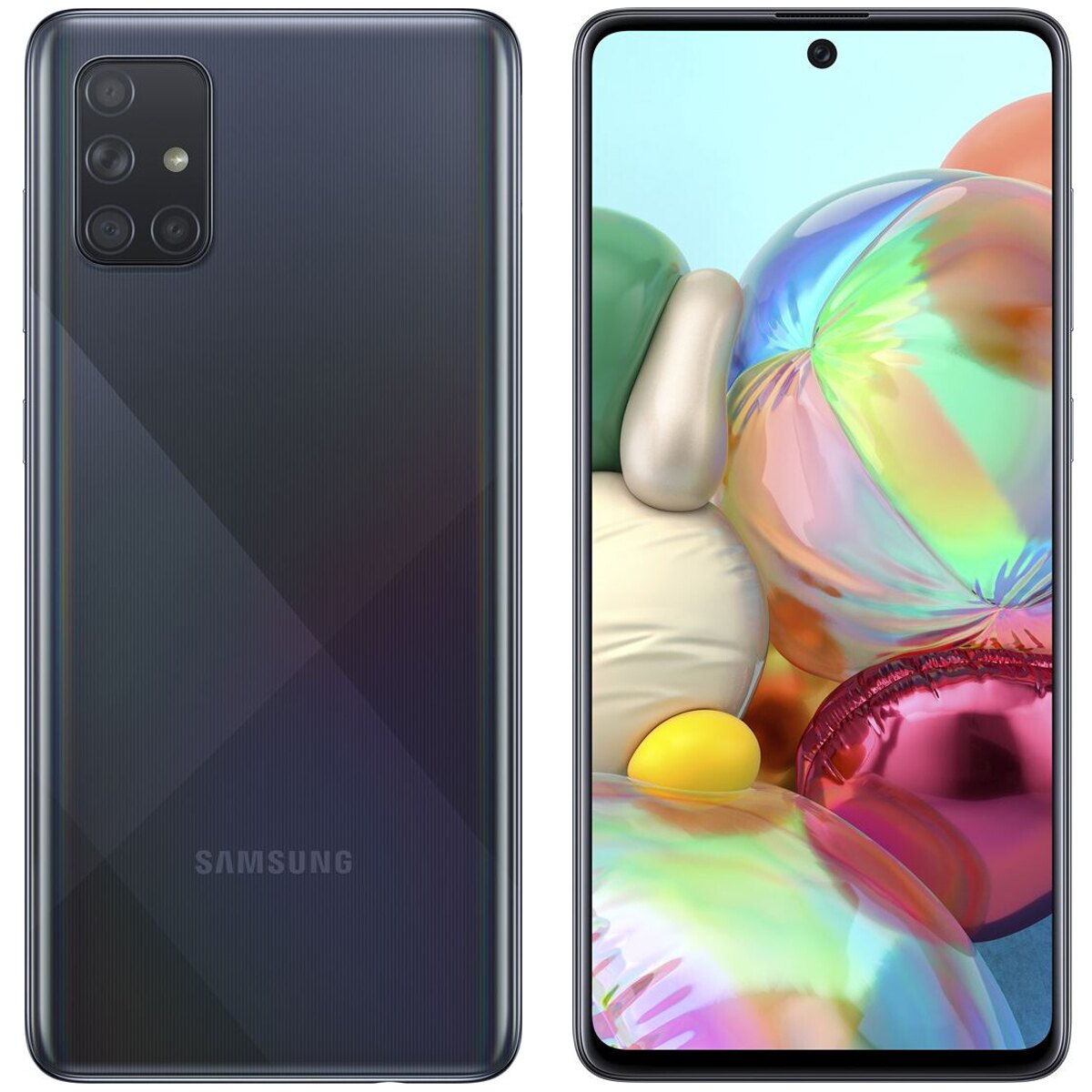 Samsung Galaxy A71 6/128GB Black