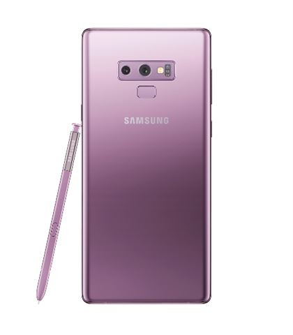 Samsung Note 9 DS Purple